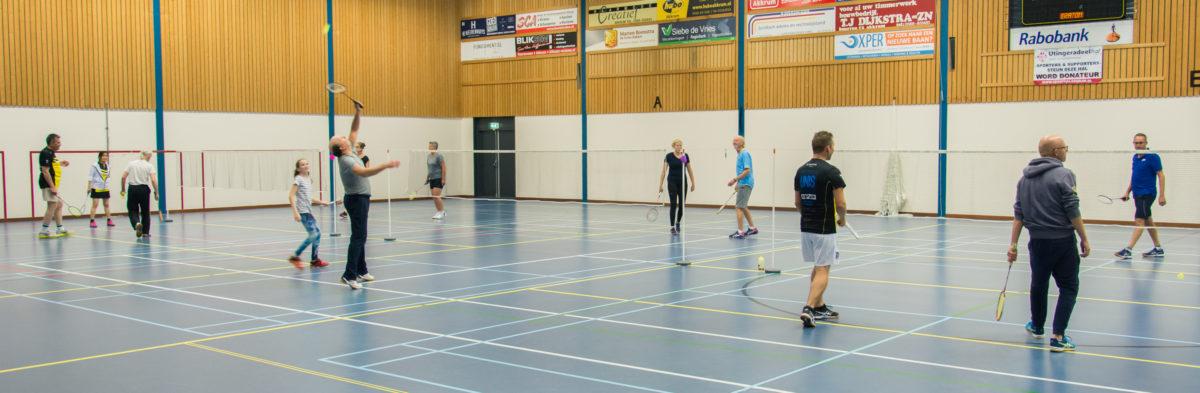 Badmintonclub De Swiepers